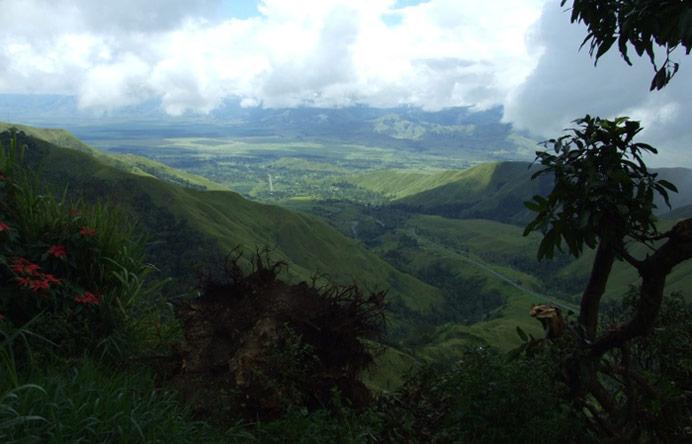 Highlands overlook